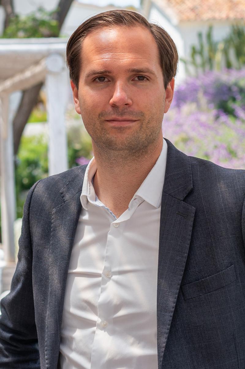 Marcus Prakt <br> CEO