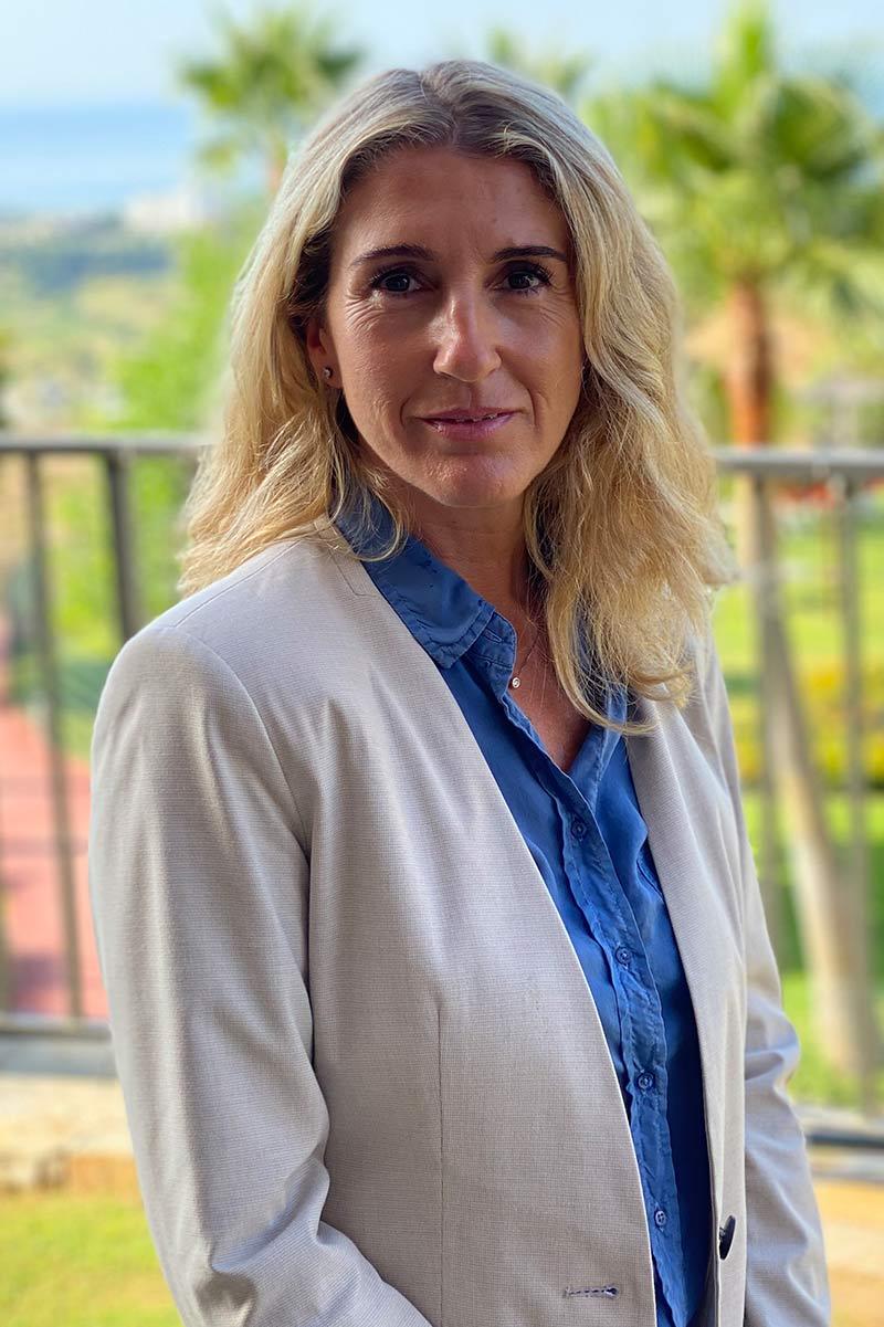 MARIA CEPERO <br>CFO
